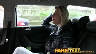 Blonde faketaxi fucks in sucks and babe taxi faketaxi shaved