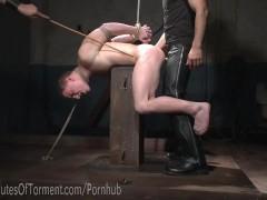 Live Bondage Torment Show