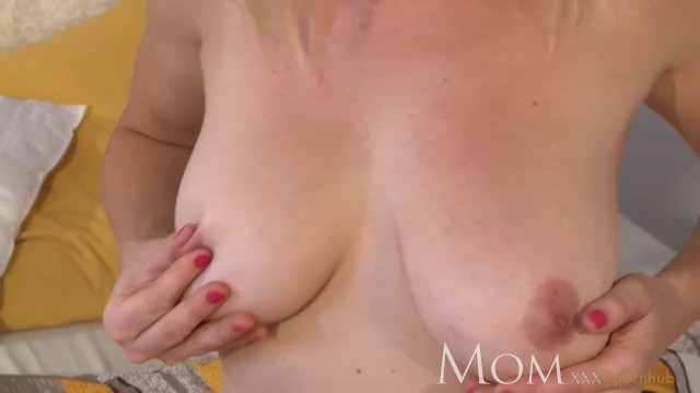 Moms housewife older hairy Mom housewife sherry likes to finger her pussy when she has time to herself