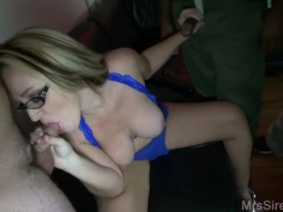 Preview 3 of Wife Blowbang at Club