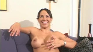 Homemade cock sucking with nice open mouth facial!