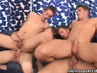 Hot orgy...