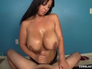Horny busty mature women