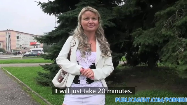 Public Agent Blonde Wife