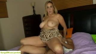 Big Titted Cougar Sophia Jewel Fucked