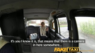 Faketaxi woman watch cam fucks on boyfriend for to of camera