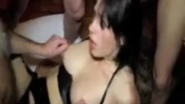 Double penetration whore wives Les exploits dadeline - french whore