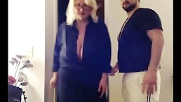 Huge Tit Blonde Maid From Craigslist Needs Cash Fast !