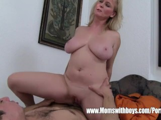 Stepmom Demands Anal From Lazy Son And Gets It