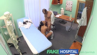 With the master his needs nurse fakehospital to help doctor plan him voyeur doctor