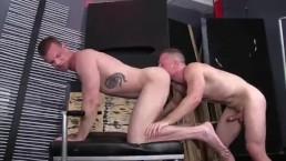 Saxon West and Blake Daniels