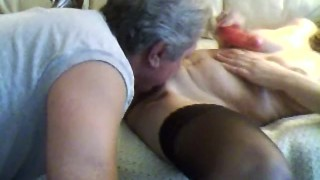 Anal early pussy step and home my and dad licks toys dildo
