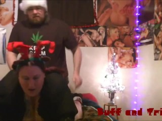 Merry XXXmas Love Buff and Trinity #xmas2014