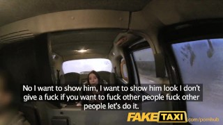 Preview 5 of FakeTaxi Sex revenge on cheating boyfriend