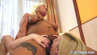 Lover greedy pussy old