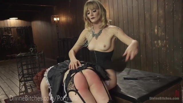 Bdsm Humiliation Captions Porn - French Maid BDSM Humiliation - Pornhub.com