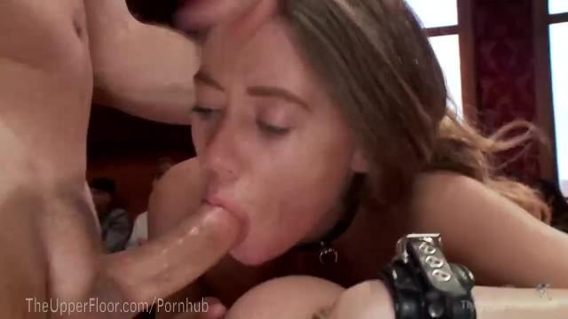 Bizarre fetish sex