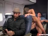 Alexis Adams in, DP Star Sex Challenge