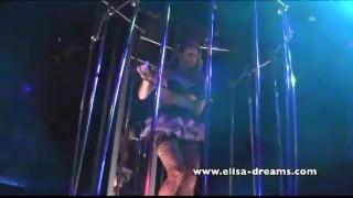 Gangbang - GloryHole and Bukkake in a swingers club  gangbang cumshot cum
