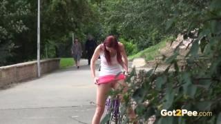 amateur in public