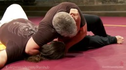 Grappling 101 For BDSM Play
