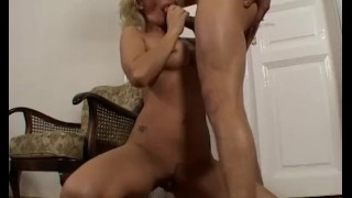 Cougar horny boy hot seduces young mature momswithboys