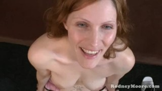 Fucked candy married and blasted milf goodness cock facial