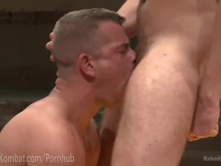 Top cocks fight for team captain...