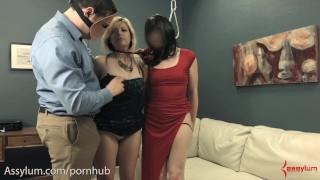 To bdsm ass sluts mouth for anal nasty bondage assylum