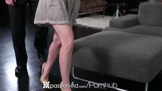 HD - Passion-HD Lily Carter ass fucked in her own hardcore movie