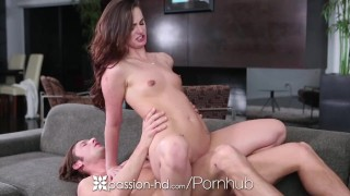 Her passionhd fucked in ass own carter movie hd lily hardcore natural sex