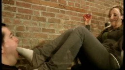Jenni's Sweaty Feet Challenge