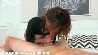 Reality kings big dick latina busty takes tits cowgirl