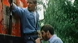 Prisoner Blows & Is Fucked By Guard (Jack Wrangler) in WANTED (1980)