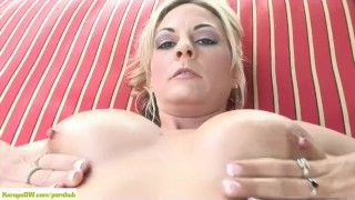 Sindy big masturbates lange titted poolside masturbate mature