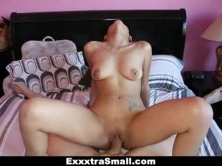 ExxxtraSmall - Young Slut Josie Jagger Fucks Older Man