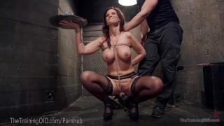 Double Anal MILF Punishment