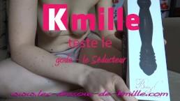 Kmille aime le seducteur