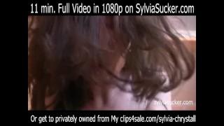 Hot Wife POV Close UP Cowgirl Fuck & Handjob Cocktease Sylvia Chrystall HD.