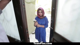 TeenPies - Muslim Girl Praises Ah-Laong Dick Female love