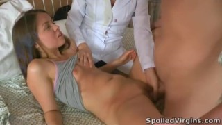 Spoiled Virgins - Emily is a young virgin