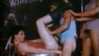 Fourway Fuck in an Alley with Lee Ryder Huge 1 (1982)