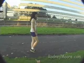 Vintage Rodney Moore Horny Hairy Seattle Girl Jamie