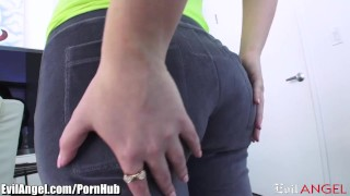 Ass o'reilly maddy evilangel licked and fucked gape ass