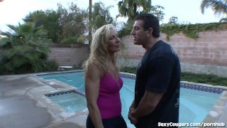 Preview 6 of Hot Real Estate Agent Uses Her Pussy To Make A Sale