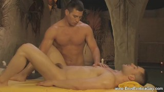 Erotic Anal Massage Fun