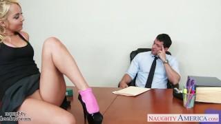 Geek aaliyah pigtailed fucking love cutie blowjob tits