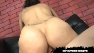 Latina Selena Skye Ass Fucked While She Fucks Her Pussy With A Dildo