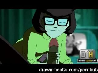 geanimeerde Scooby Doo Porn