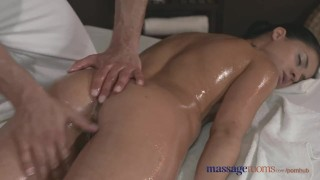 Inch every masseurs cock of tanned her fat massage beauty takes rooms orgasm orgasms